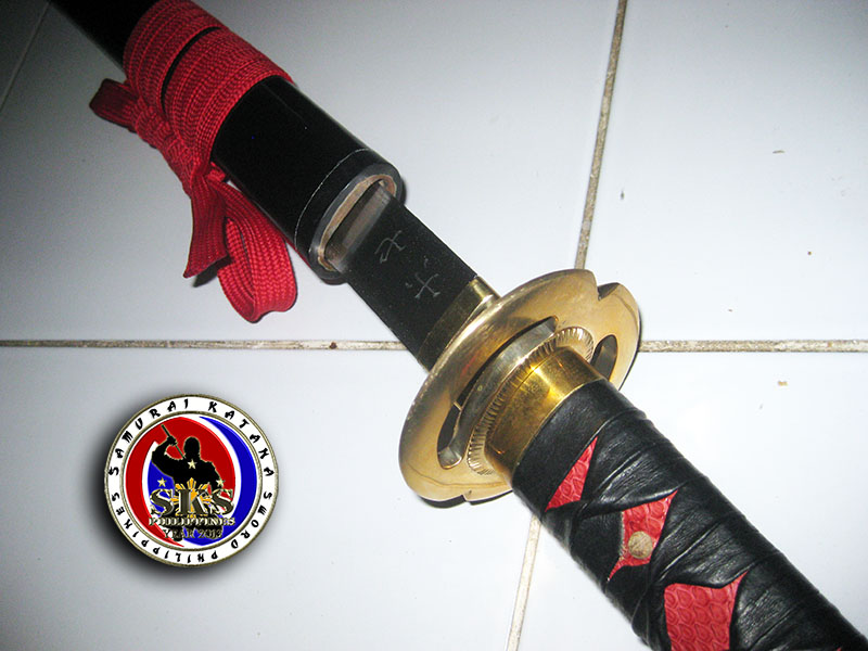 Sir Joshua's Custom Made Musashi Katana